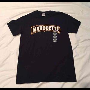 Brand New Marquette University Tee Shirt
